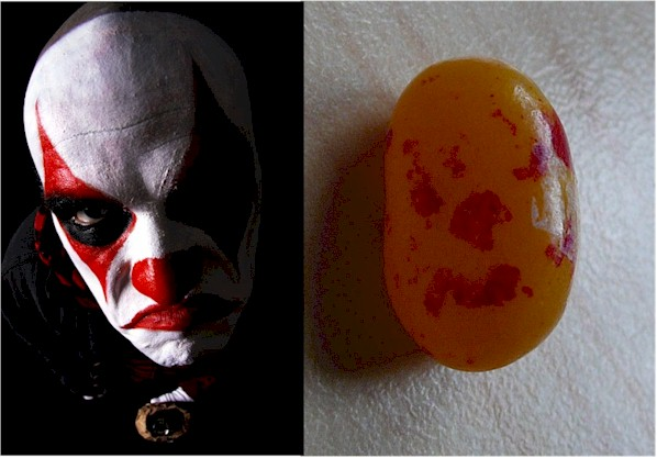 Post image for Jelly Bean Clown