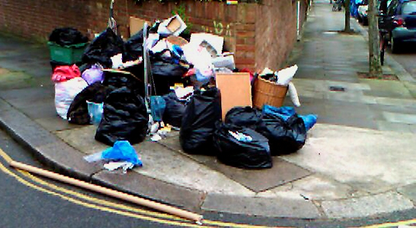 Post image for What a Load of Rubbish!