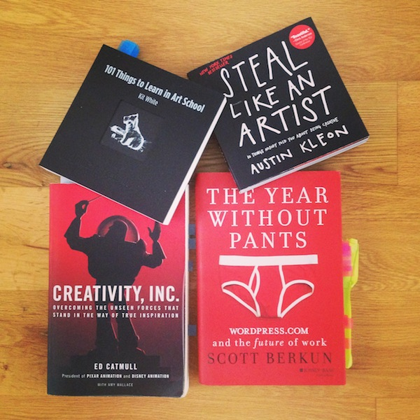 Creative Leadership - Essential Reading
