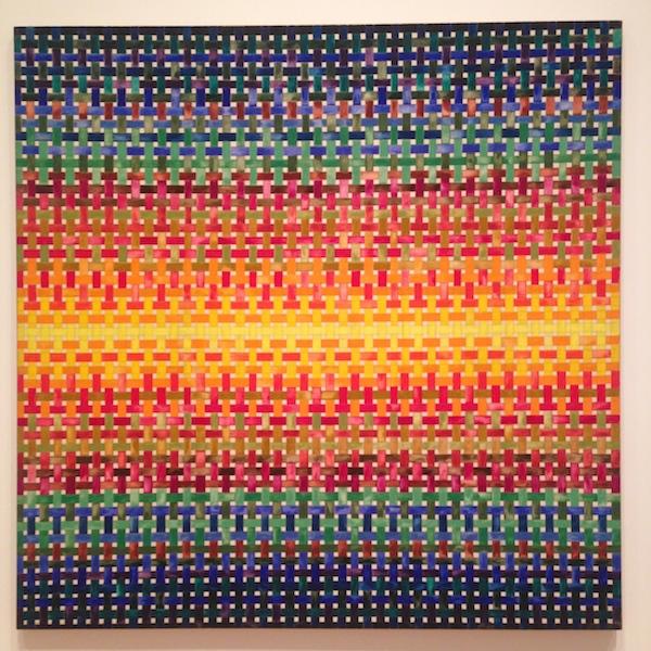 Joe's Painting #125 - 1965