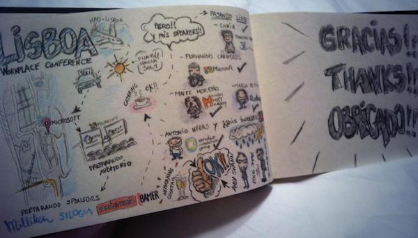 Conference Sketchnote