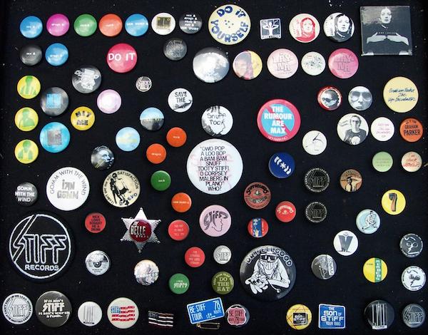 Stiff Badges