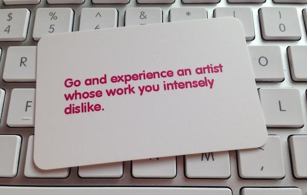 Art you dislike